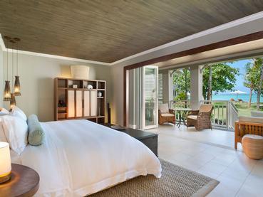 Beachfront Access Junior Suite du JW Marriott Mauritius