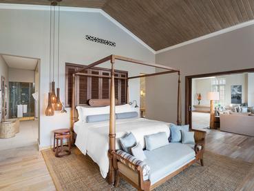 Manor House Spa Suite du JW Marriott Mauritius