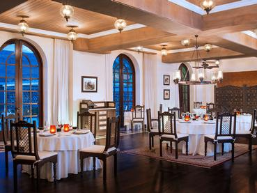 Le restaurant Simply India du JW Marriott Mauritius