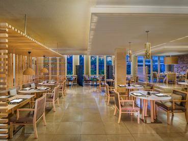 Le restaurant japonais Atsuko du JW Marriott Mauritius