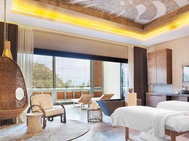 Le spa de l'hôtel 5 étoiles JW Marriott Mauritius