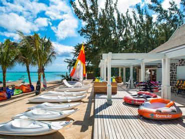 Activités nautiques du JW Marriott Mauritius au Morne