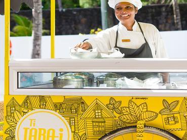 Découvrez le concept de street food mauricien au Ti Taba-J du Tropical