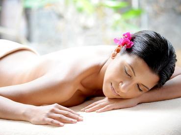 Instant de bien-être au spa de l'hôtel Tropical Attitude