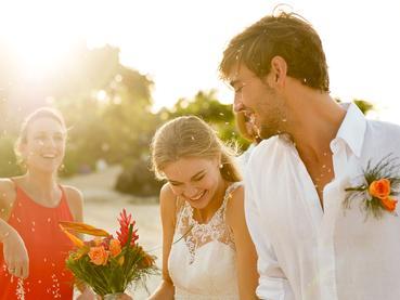 Mariage dans un cadre idyllique au Tropical Attitude