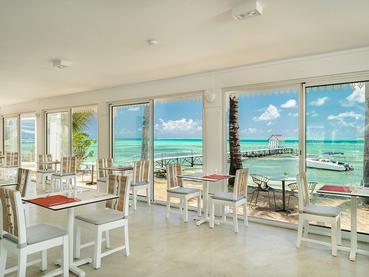 Le restaurant Bor Lamer de l'hôtel Le Tropical Attitude