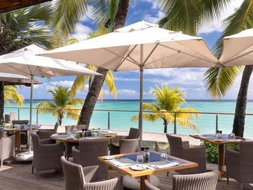 Le restaurant La Caravelle du Trou Aux Biches Beachcomber