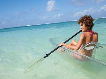Profitez des nombreuses activités nautiques du Veranda