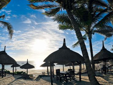 Le restaurant de plage l'Horizon du Veranda Palmar