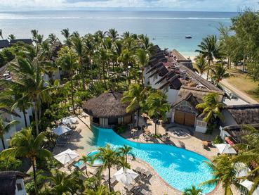 Vue générale de l''hôtel Veranda Palmar Beach