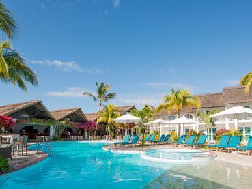 La superbe piscine de l'hôtel Veranda Palmar