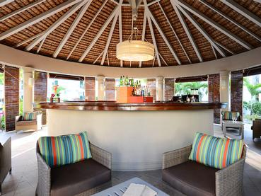 Le bar Baracuda du Veranda Palmar Beach Resort