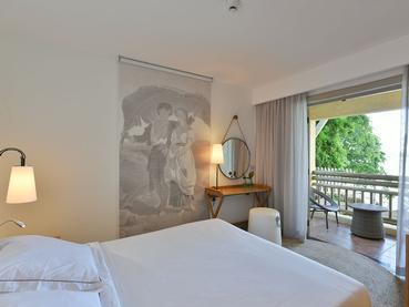 Comfort Room du Veranda Paul & Virginie à Grand Baie