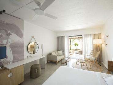 Privilege Room du Veranda Paul & Virginie à Grand Gaube