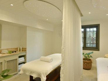 Le spa de l'hôtel 4 étoiles Veranda Paul & Virginie