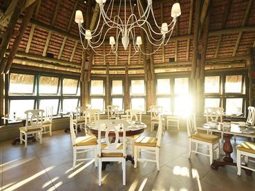Le restaurant Isle de France du Veranda Paul & Virginie