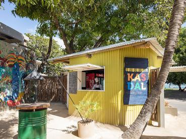 Street-food de l'île Maurice au Kas Dal du Veranda Tamarin