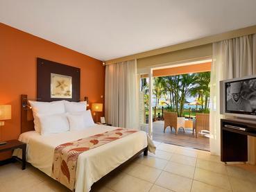 Junior Suite de l'hôtel Victoria Beachcomber à l'île Maurice