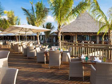 Le restaurant Karay du Zilwa Attitude à l'île Maurice