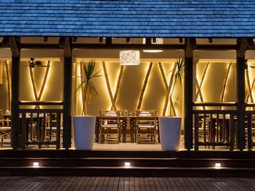 Ambiance zen au restaurant Siaw du Zilwa Attitude