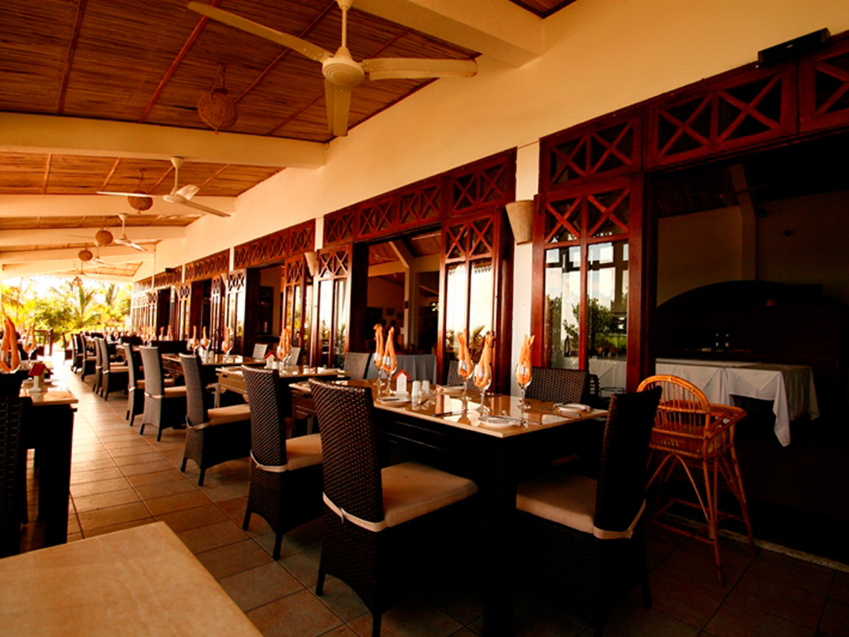 Restaurant Mourouk